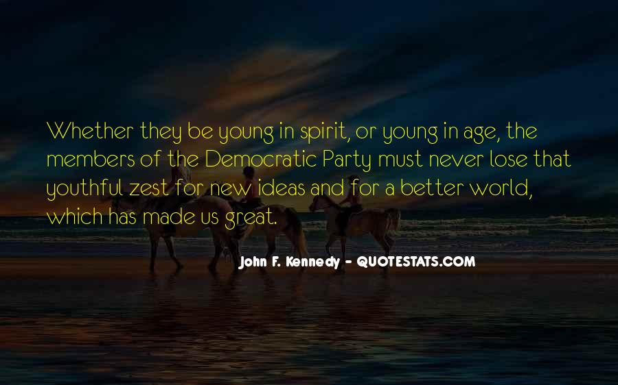 The Great Spirit Quotes #321177