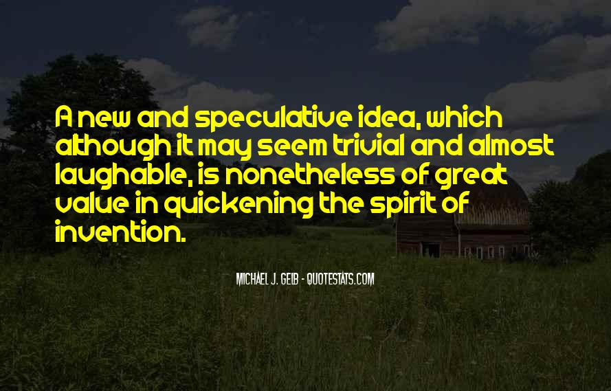 The Great Spirit Quotes #393095