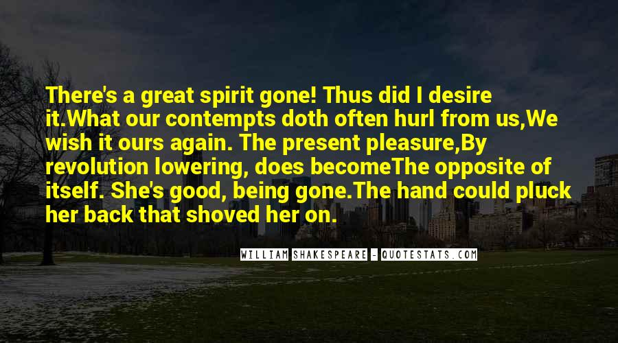 The Great Spirit Quotes #402173