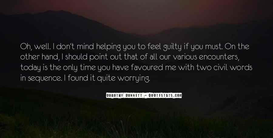 The Guilty Mind Quotes #1643615
