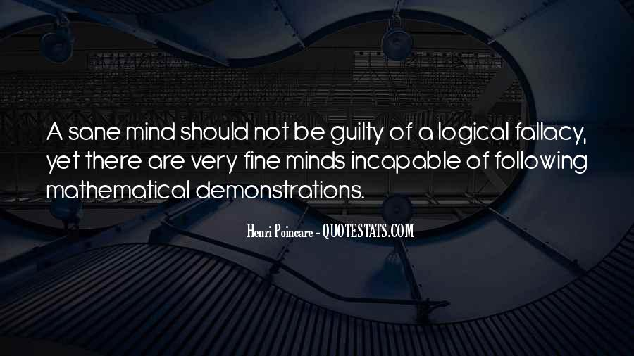 The Guilty Mind Quotes #224419