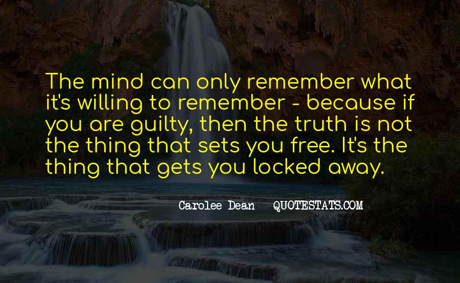 The Guilty Mind Quotes #521886