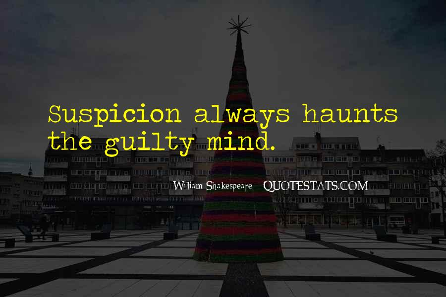 The Guilty Mind Quotes #544412
