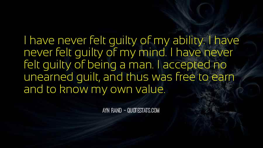 The Guilty Mind Quotes #585018