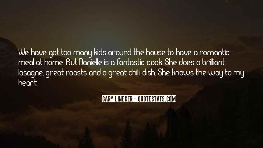 The Heart Knows Quotes #113019