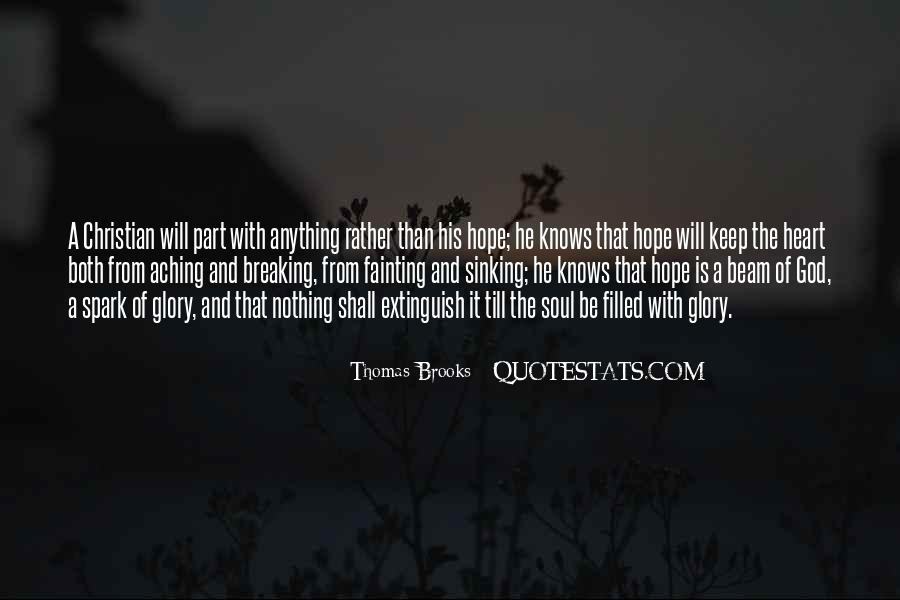 The Heart Knows Quotes #188831