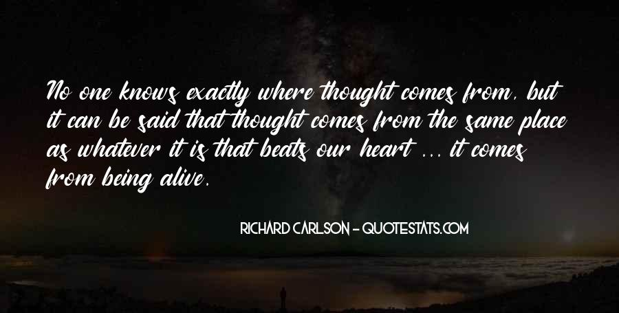 The Heart Knows Quotes #204807