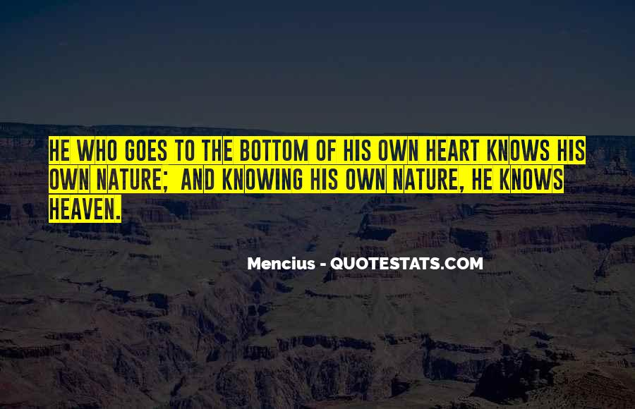 The Heart Knows Quotes #210510