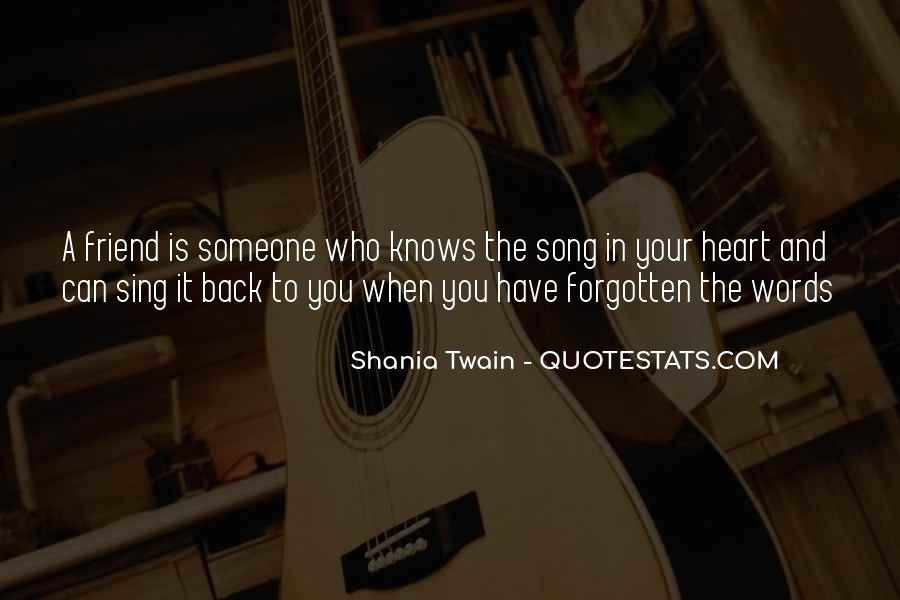 The Heart Knows Quotes #248303