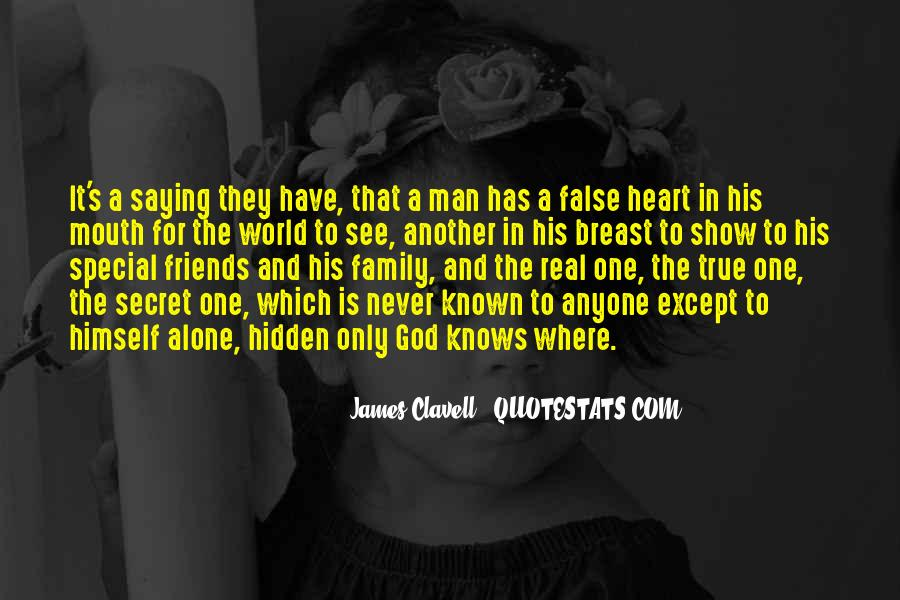 The Heart Knows Quotes #25828