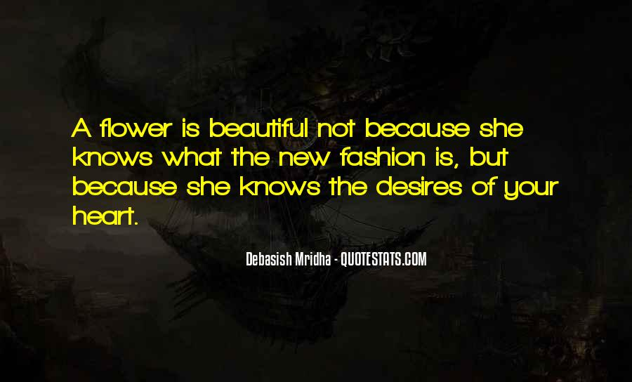The Heart Knows Quotes #270492
