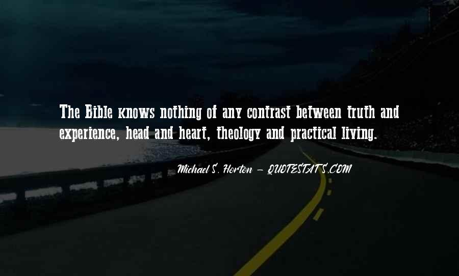 The Heart Knows Quotes #343769