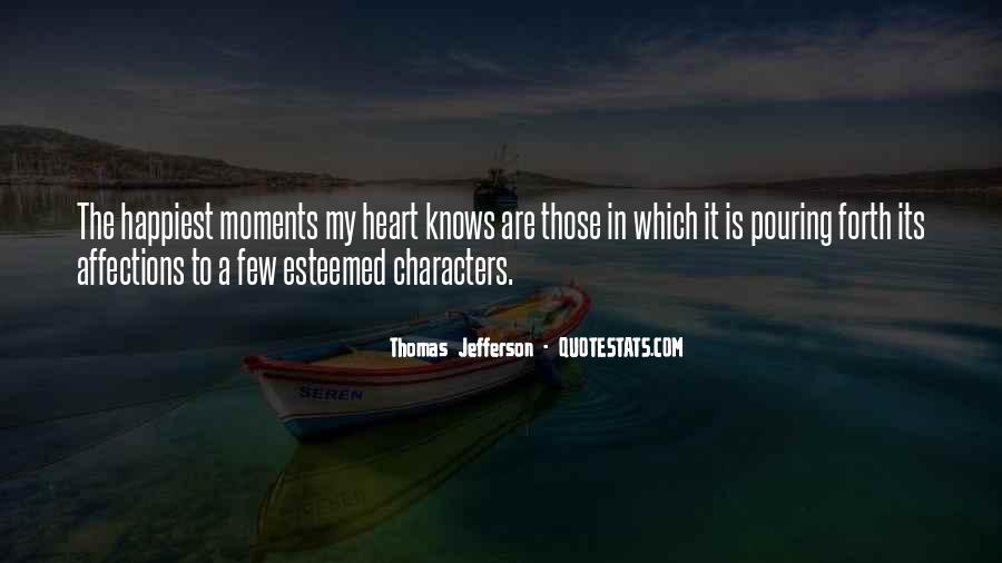 The Heart Knows Quotes #35399