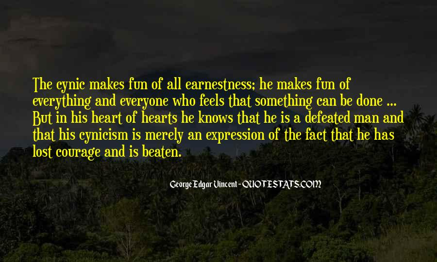The Heart Knows Quotes #458526