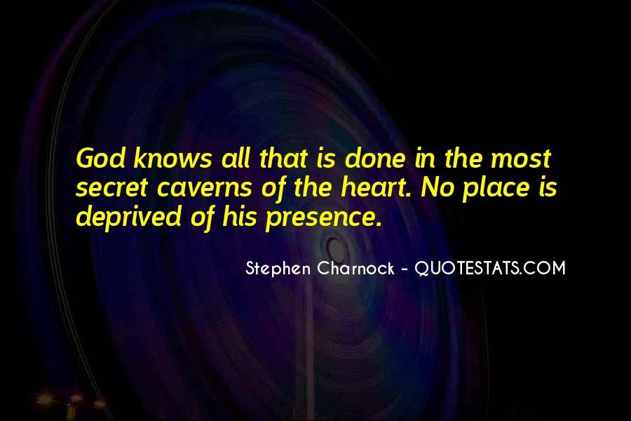 The Heart Knows Quotes #517378