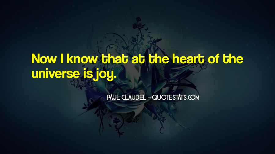 The Heart Knows Quotes #61000