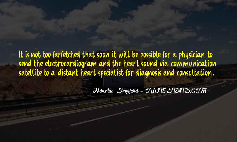 The Heart Specialist Quotes #470305