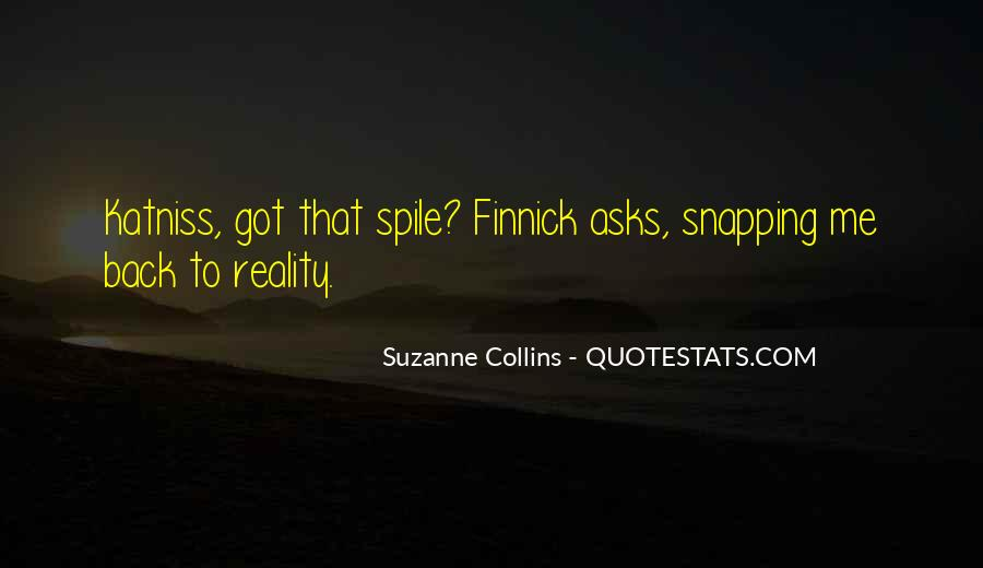 The Hunger Games Catching Fire Quotes #1053068