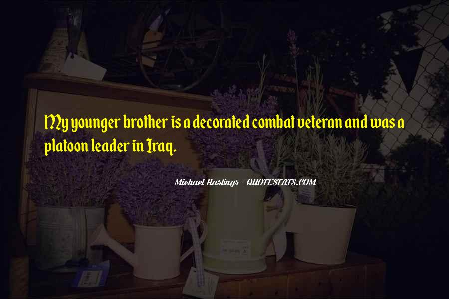 Quotes About Michael Hastings #1866647