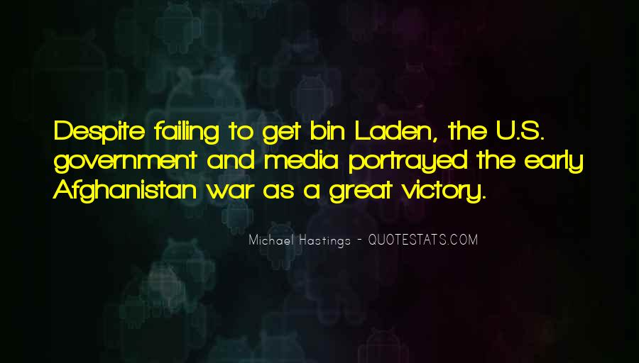 Quotes About Michael Hastings #601317