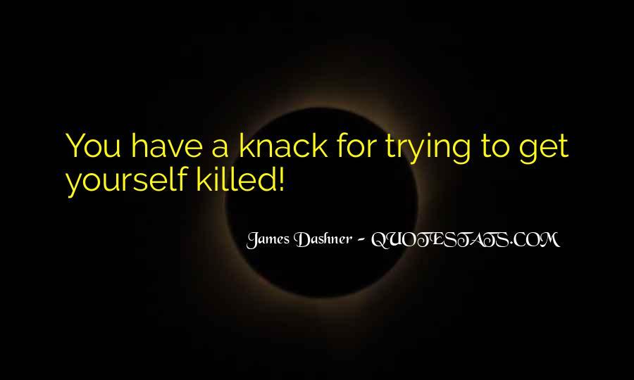 The Kill Order James Dashner Quotes #339846
