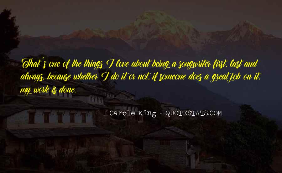 The King And I Love Quotes #1022012