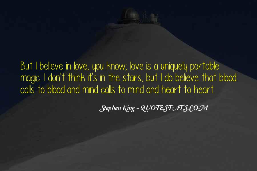 The King And I Love Quotes #104760