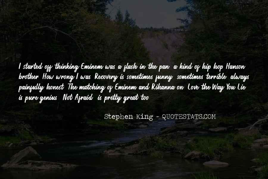The King And I Love Quotes #129027