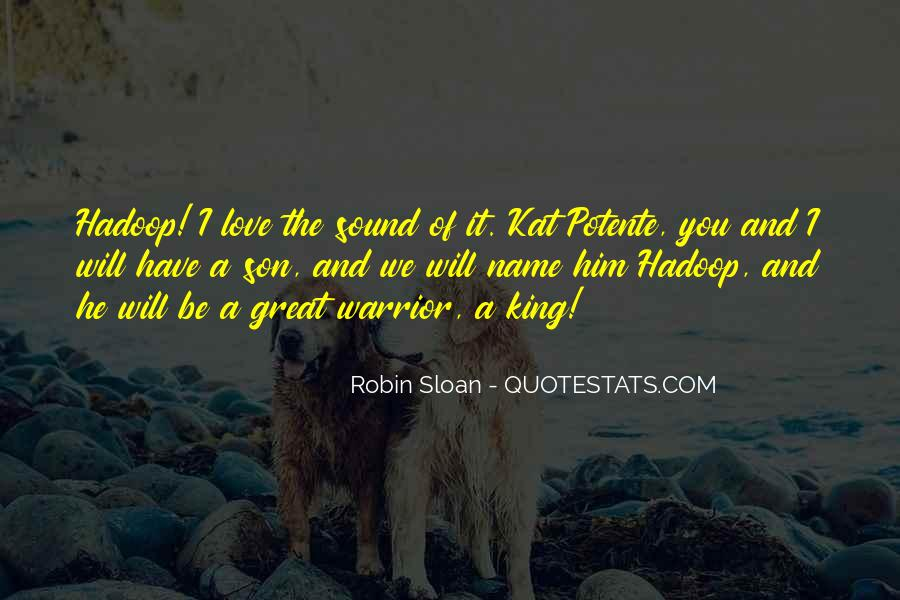 The King And I Love Quotes #1326500