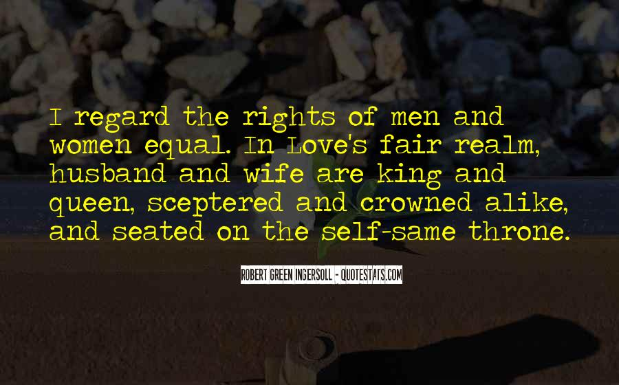 The King And I Love Quotes #1369198