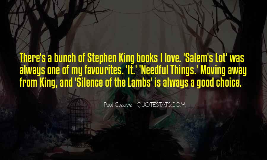 The King And I Love Quotes #1441242