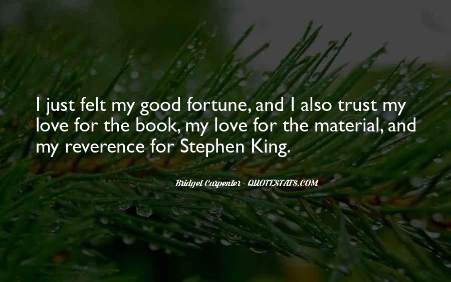 The King And I Love Quotes #1607589