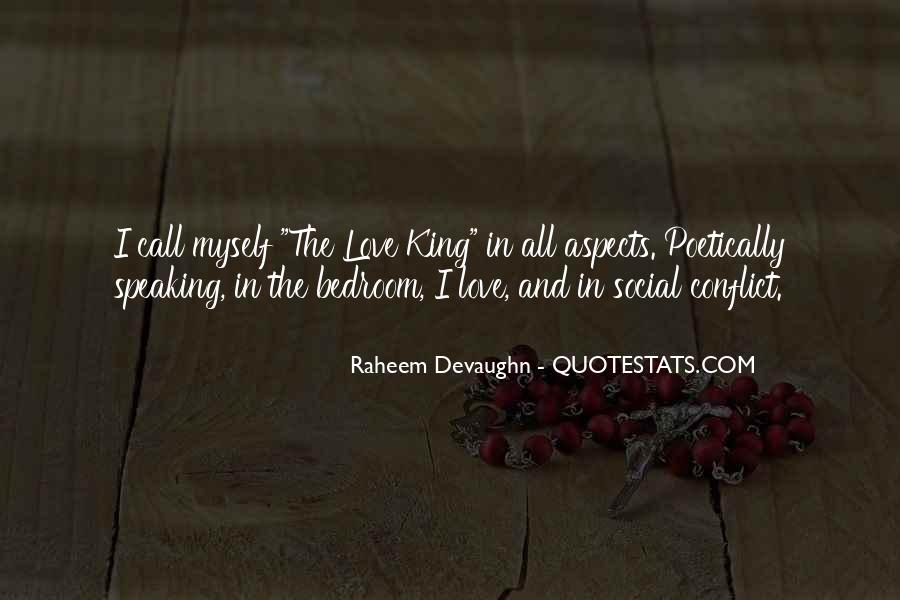 The King And I Love Quotes #561273