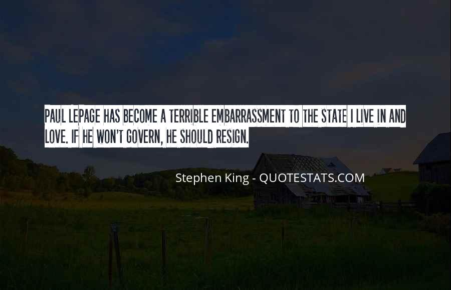The King And I Love Quotes #632047