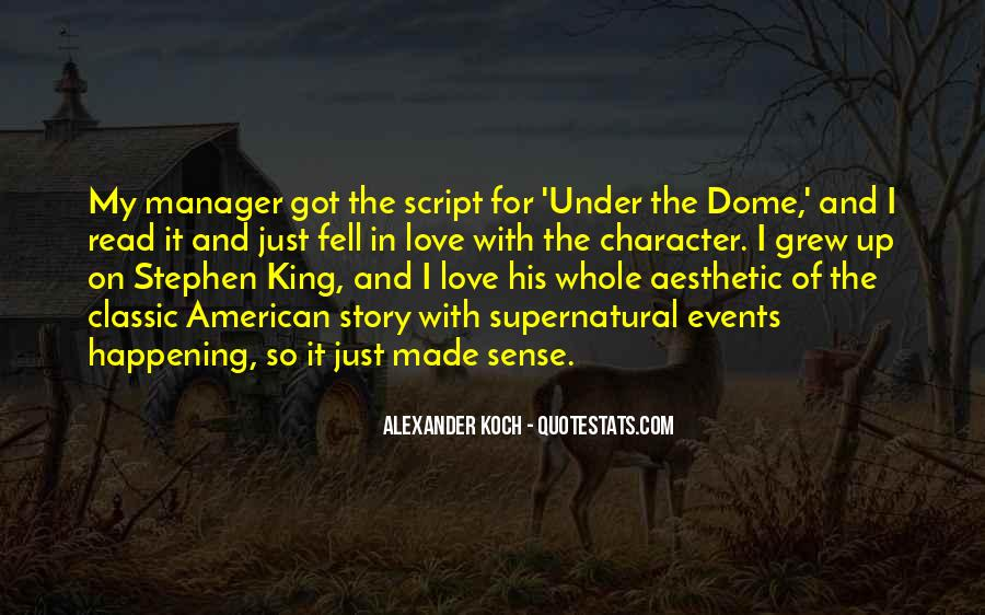The King And I Love Quotes #817730