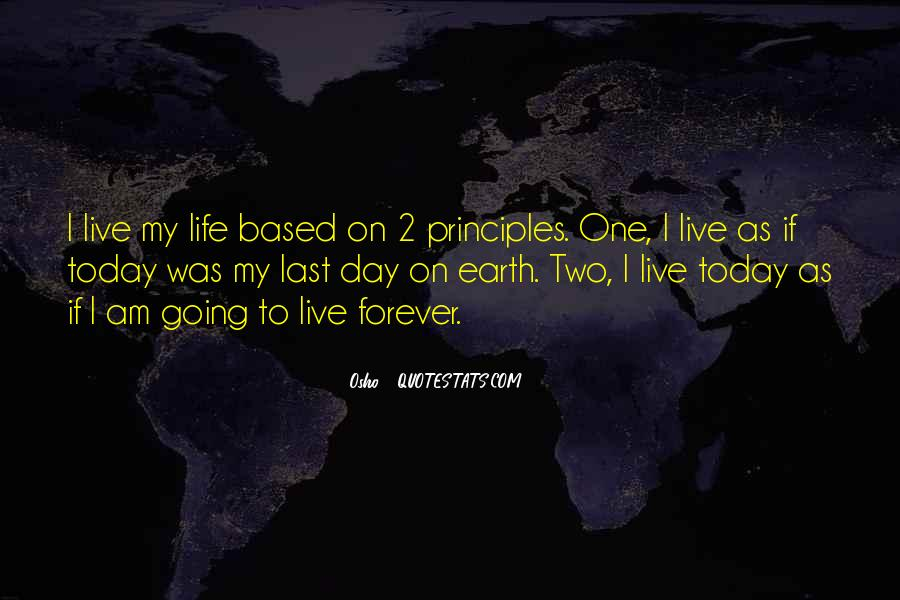 The Last Day Of My Life Quotes #32434