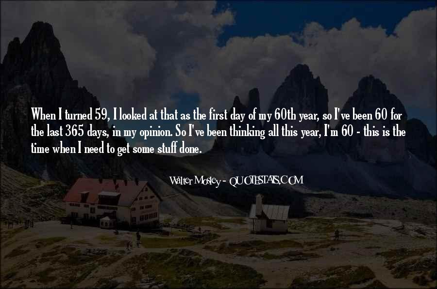 The Last Day Of The Year Quotes #1665511