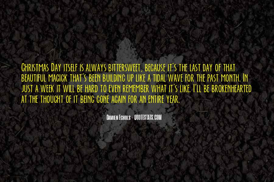 The Last Day Of The Year Quotes #416208