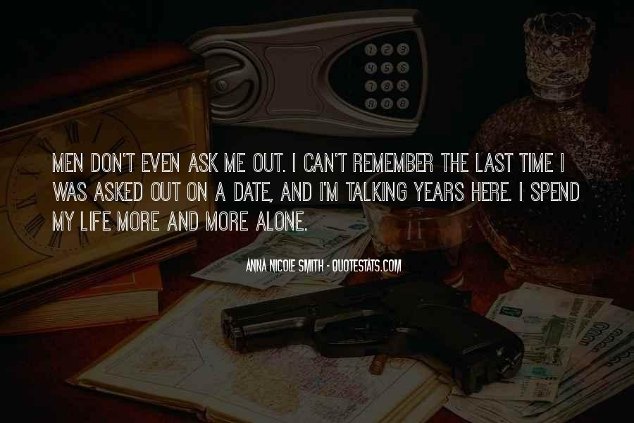 The Last Time I Was Me Quotes #1063108