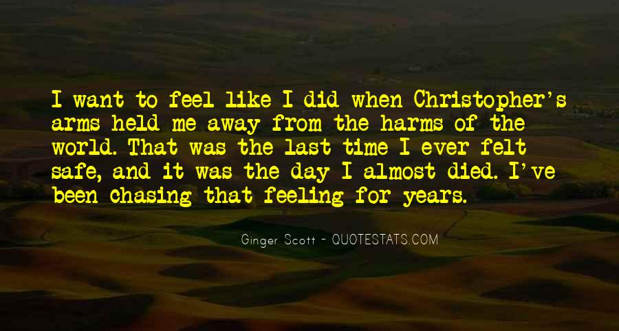 The Last Time I Was Me Quotes #1322559