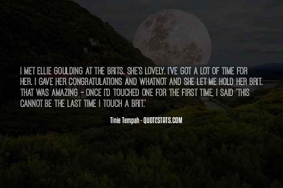 The Last Time I Was Me Quotes #142260