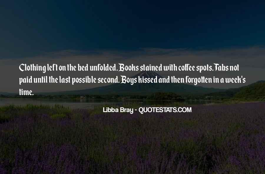 The Last Time We Kissed Quotes #1457494