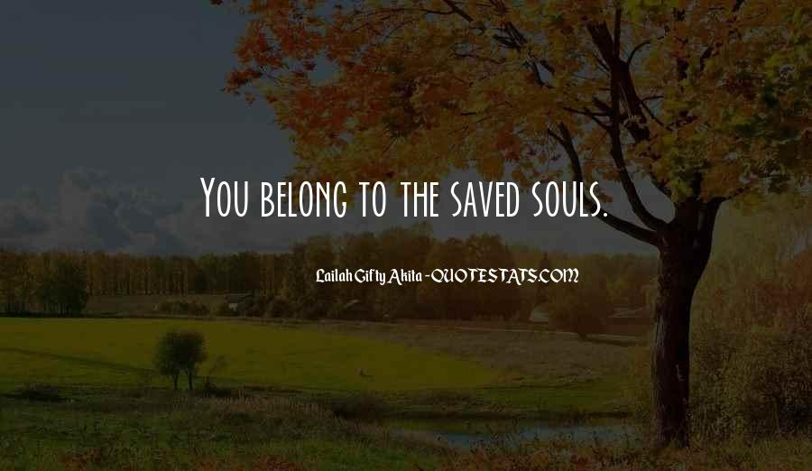 The Life You Save Quotes #1047585