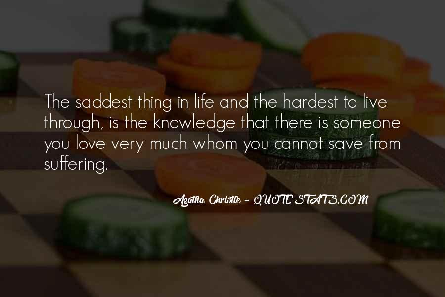 The Life You Save Quotes #928901