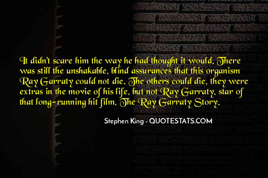 The Long Walk Quotes #368532