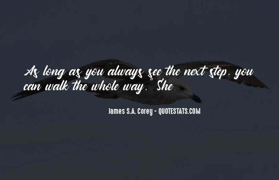 The Long Walk Quotes #373707