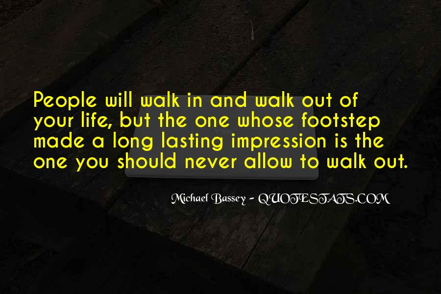The Long Walk Quotes #43892