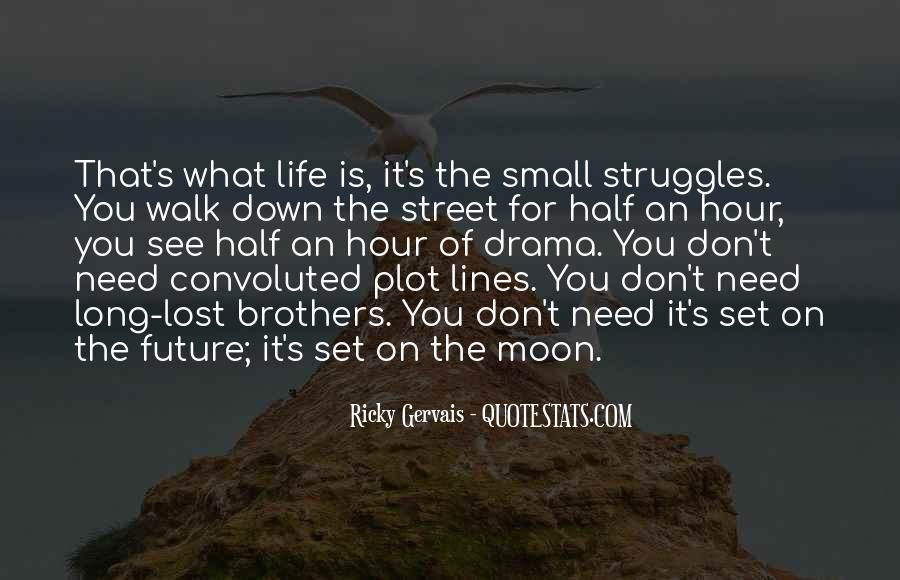 The Long Walk Quotes #55587