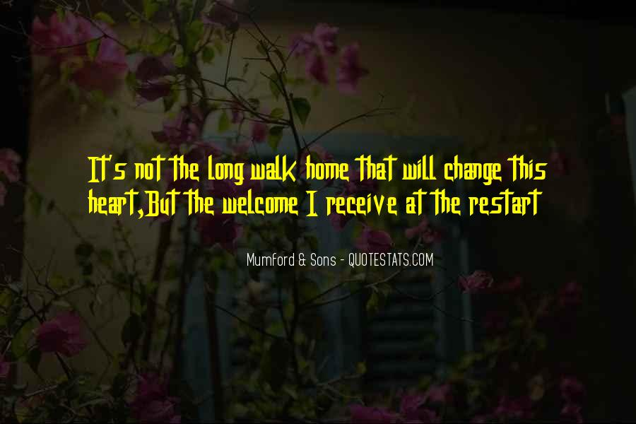The Long Walk Quotes #640668