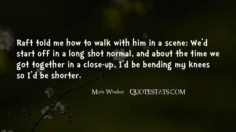 The Long Walk Quotes #75077